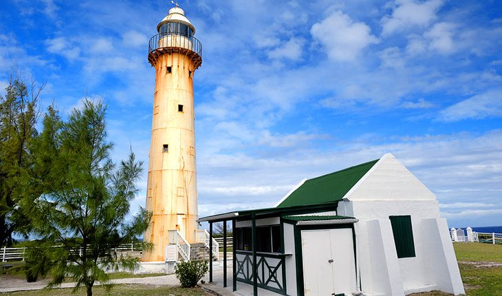 The Grand Turk Lighthouse